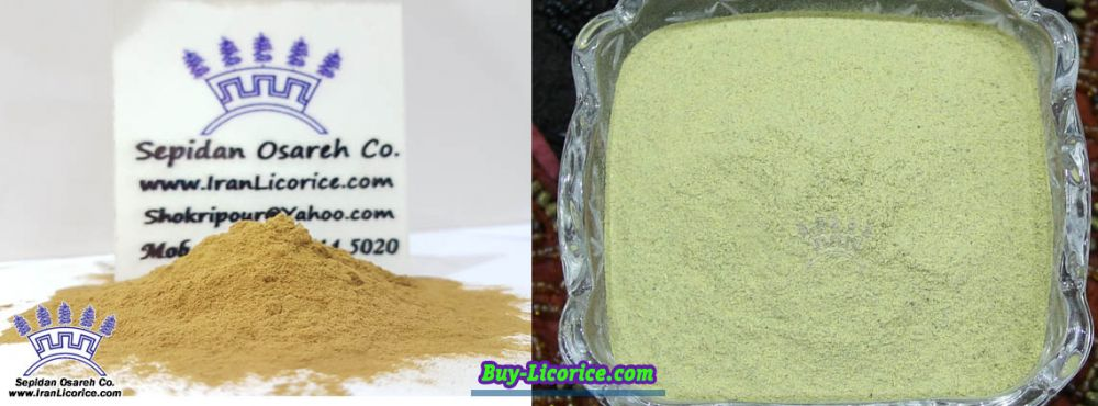 Licorice Root Powder and Liquorice Extract Powder